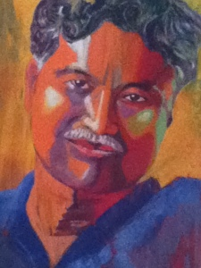 Manoj portrait